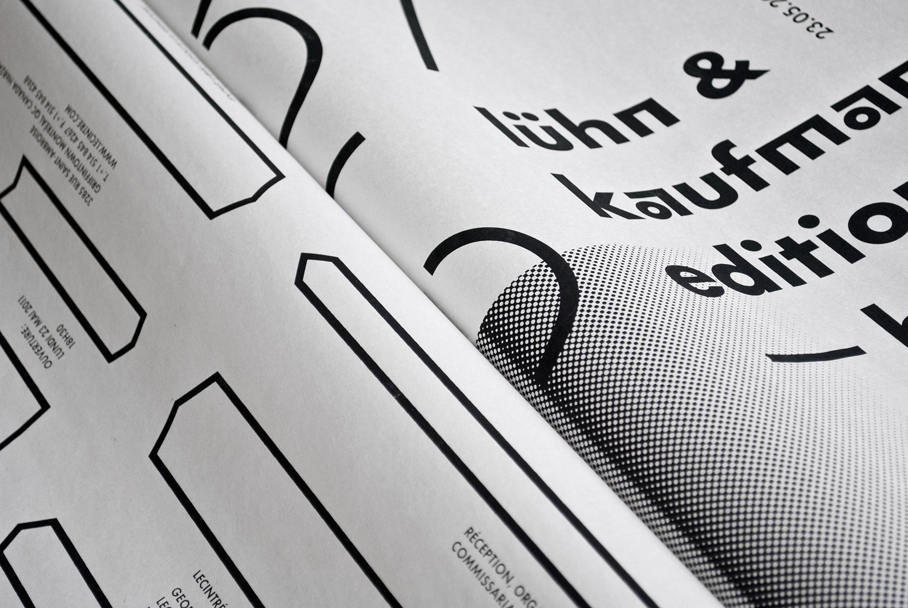 Luhn & Kaufmann Editions