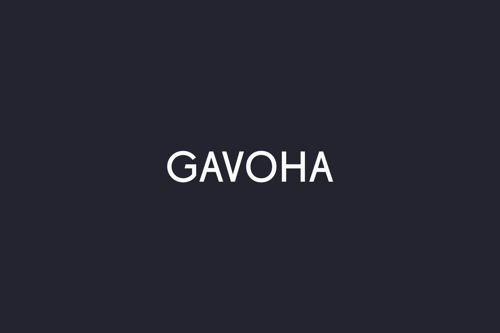 Gavoha