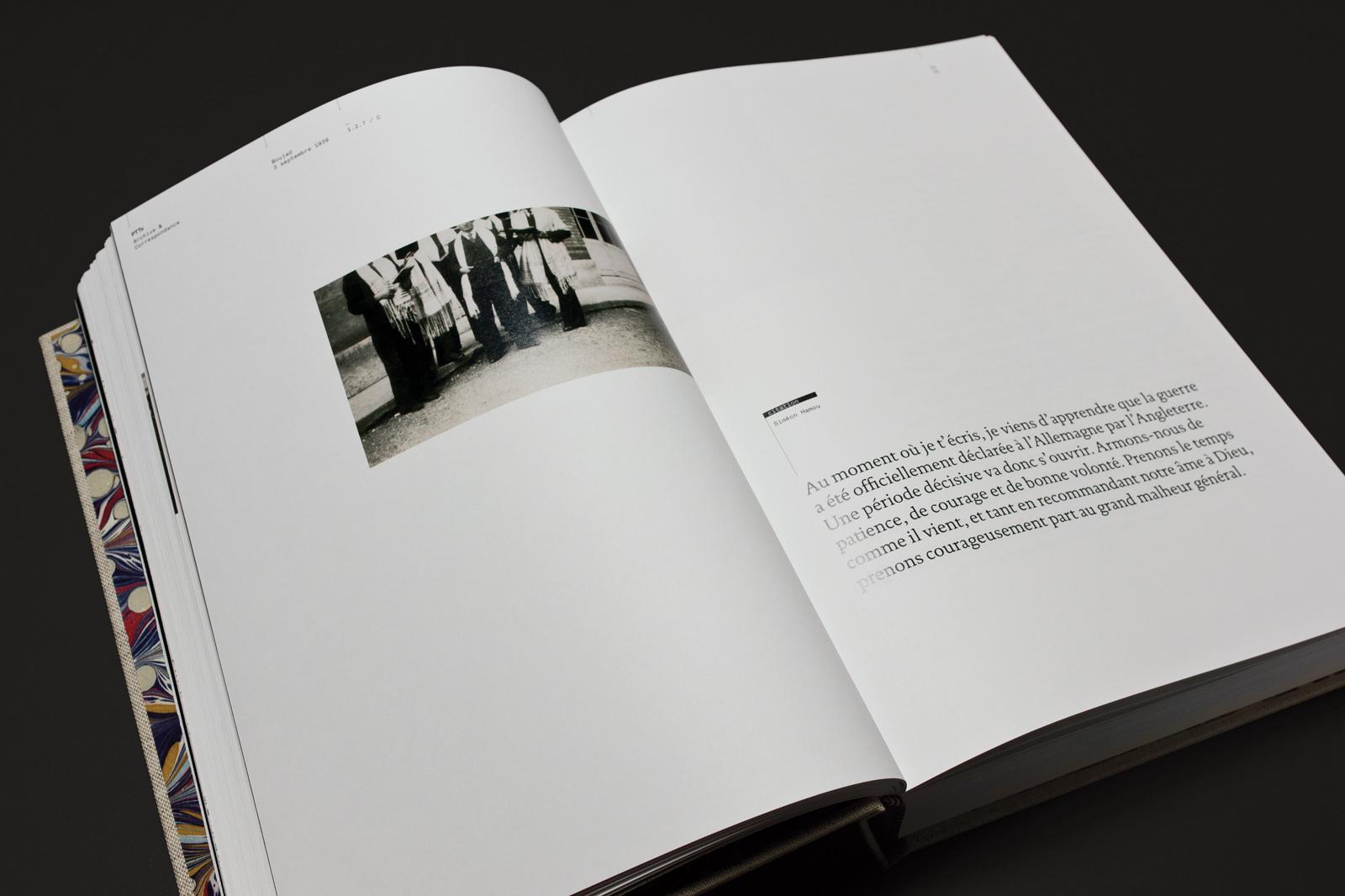 PTTx – Archive & Correspondance